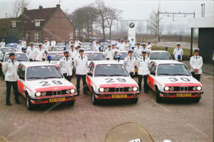 Algemene Verkeersdienst, Rijkspolitie, BMW 323i, KK-78-ZV, Alex 1228, KK-79-ZV, Alex 1229, KK-80-ZV, Alex 1230, BMW Ravenstein.