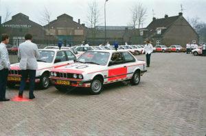 Algemene Verkeersdienst, Rijkspolitie, BMW 323i, KK-79-ZV, Alex 1229, KK-69-ZV, Alex 1229, BMW Ravenstein.