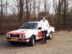 Algemene Verkeersdienst, Rijkspolitie, BMW 323i, Alex 1232, KK-82-ZV, Anton Versteeg, steunpunt Assen.