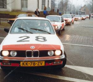Algemene Verkeersdienst, Rijkspolitie, BMW 323i, Alex 1228, AVD Driebergen.