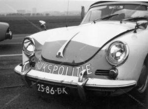 Algemene Verkeersdienst, sectie bijzondere verkeerstaken, Porsche 356, 25-86-BK