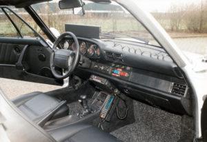 Algemene Verkeersdienst, Rijkspolitie, DR-TF-81, Alex 1249, dashboard.