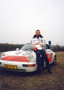 Algemene Verkeersdienst, Rijkspolitie, Porsche 911-964 targa, DR-TF-81, Alex 1249, Nico Woltil, Pothelm, jethelm, witte blouson