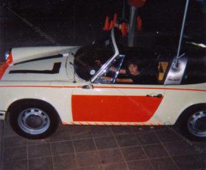 Algemene Verkeersdienst, Rijkspolitie, Groep Surveillance Autosnelwegen (SAS), Alex 1217, 21-80-SP, Bert Hartman.