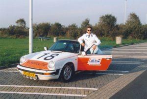 Algemene Verkeersdienst, Rijkspolitie, Porsche 911 targa, XS-87-VX, Alex 1218, Bert Hartman.
