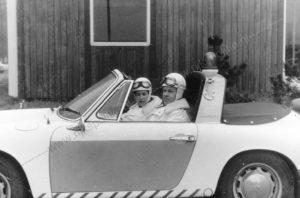 Algemene Verkeersdienst, Rijkspolitie, Porsche 912, 05-20-FA, Alex 1262, Clary Kooijman, Wim Kooijman