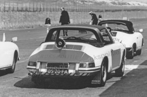 Algemene Verkeersdienst, Rijkspolitie, Porsche 912, 05-20-FA, Alex 1262, Porsche 356, Zandvoort
