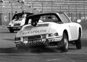 Algemene Verkeersdienst, Rijkspolitie, Porsche 912, 05-20-FA, Alex 1262, Zandvoort, Porsche 356, HJ-86-78