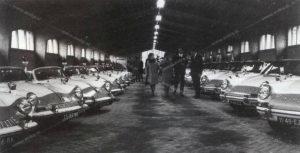 Algemene Verkeersdienst, AVD, Rijkspolitie, Driebergen, Porsche 356, gebouw G, 25-86-BK, 25-89-BK, 25-93-BK, Porsche 912, 11-43-EZ , Alex 1257, 11-46-EZ en 11-48-EZ