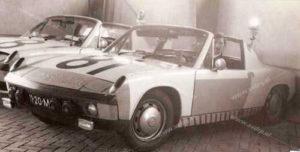 Algemene Verkeersdienst, Rijkspolitie, Porsche 914, 11-20-MX, Alex 1281, gebouw G, Driebergen.