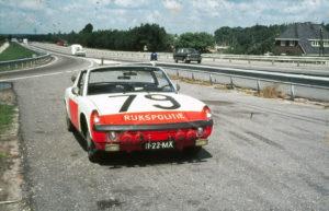 Algemene Verkeersdienst, Rijkspolitie, Porsche 914, 11-22-MX, Alex 1275, Maarsbergen.