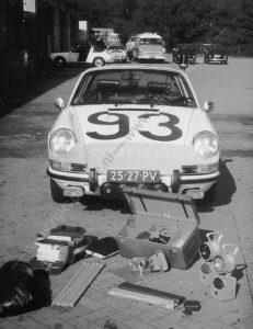 Algemene Verkeersdienst, Rijkspolitie, Porsche 911 targa, 25-27-PV, Alex 1293, Driebergen, OSA, VW 1200.