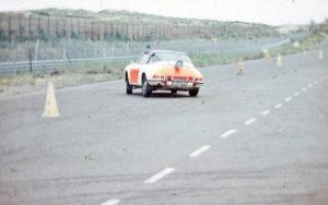 Algemene Verkeersdienst, Rijkspolitie, Porsche 911 targa, 25-27-PV, Alex 1293, Zandvoort