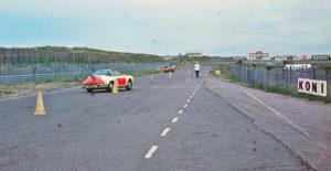 Algemene Verkeersdienst, Rijkspolitie, Porsche 911 targa, 25-27-PV, Alex 1293, Zandvoort.