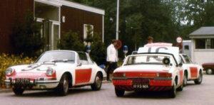Algemene Verkeersdienst, Rijkspolitie, Porsche 911 targa, 25-27-PV, Alex 1293, 25-27-PV, Alex 1293, 11-95-MX, Alex 1291, gebouw C.