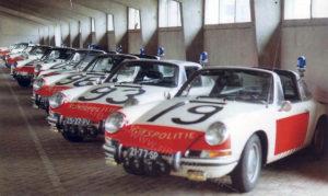 Algemene Verkeersdienst, Rijkspolitie, Porsche 911 targa, 25-27-PV, Alex 1293, Alex 1219, 21-77-SP, Alex 1298, 06-80-RD.