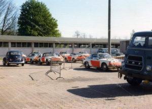 Algemene Verkeersdienst, Rijkspolitie, Porsche 911 targa, 25-27-PV, Alex 1293, Driebergen, OSA.