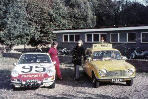 Algemene Verkeersdienst, Rijkspolitie, Porsche 911 targa, 25-29-PV, Alex 1295, Toos de Koning, ANWB wegenwacht.