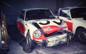 Algemene Verkeersdienst, Rijkspolitie, Porsche 911 targa, 25-29-PV, Alex 1295, gebouw G.
