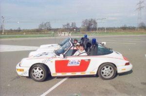 Algemene Verkeersdienst, Rijkspolitie, Porsche 911 targa, XT-11-ZL, Alex 1215, ZG-03-DK, Alex 1245, Porsche 911-964 targa.