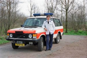 Algemene Verkeersdienst, Rijkspolitie, Groep Basis Surveillance, Range Rover, TV-51-GR, Alex 1415, Jan Paul.