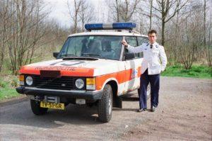 Algemene Verkeersdienst, Rijkspolitie, Groep Basis Surveillance, Range Rover, TV-51-GR, Alex 1415, Gert van Wijk.