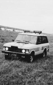 Algemene Verkeersdienst, Rijkspolitie, Groep Basis Surveillance, Range Rover, TV-52-GR, Alex 1413.