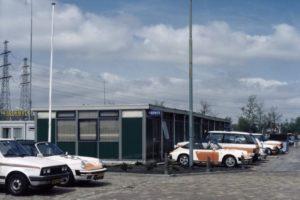 Algemene Verkeersdienst, Rijkspolitie, steunpunt Assen.