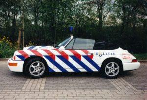 Algemene Verkeersdienst, Rijkspolitie, Groep Surveillance Autosnelwegen (SAS), Alex 1218, GJ-VH-61.