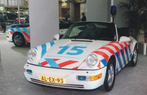 Algemene Verkeersdienst, Rijkspolitie, Groep Surveillance Autosnelwegen (SAS), Alex 1215, GJ-VH-63, Koopmanshuis Pon Leusden.
