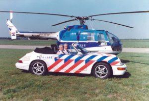 Algemene Verkeersdienst, Rijkspolitie, Groep Surveillance Autosnelwegen (SAS), Alex 1243, GV-JV-06, Jaap Kleppers, John Bennink.