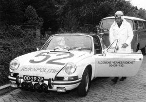 Algemene Verkeersdienst, Rijkspolitie, Groep Surveillance Autosnelwegen (SAS), Alex 1252, 00-29-ZP, Ton Dellebeke, Herman Gieske.