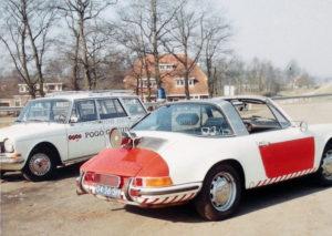 Algemene Verkeersdienst, Rijkspolitie, Groep Surveillance Autosnelwegen (SAS), Alex 1205, 04-36-SH, John Bennink, Pogo.