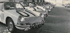 Algemene Verkeersdienst, Rijkspolitie, Porsche 911 targa, 06-81-RD, Alex 1201, Alex 1274, 28-56-HK, Triump TR7, Fiat Spider.