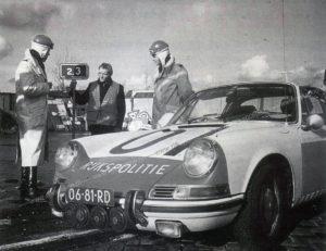 Algemene Verkeersdienst, Rijkspolitie, Porsche 911 targa, 06-81-RD, Alex 1201, Rijkswaterstaat.