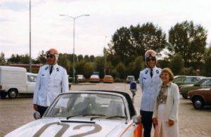 Algemene Verkeersdienst, Rijkspolitie, Groep Surveillance Autosnelwegen (SAS), Alex 1202, 06-82-RD, Kees de Koning, Gerd Hendrikx.