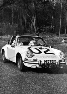 Algemene Verkeersdienst, Rijkspolitie, Porsche 911 targa, 06-82-RD, Alex 1202, Joop Kerkhof.