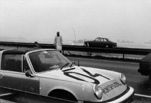 Algemene Verkeersdienst, Rijkspolitie, Porsche 911 targa, 51-HN-21, Alex 1204, Sportomatic.