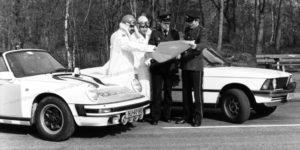 Algemene Verkeersdienst, Rijkspolitie, Groep Surveillance Autosnelwegen (SAS), Alex 1202, HJ-41-VK, BMW 316, Bert Bogaard, Jaap van Barneveld, Gemeentepolitie Zeist