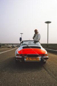 FD, A16, Rob van Meerbeek, van Brienenoordbrug.
