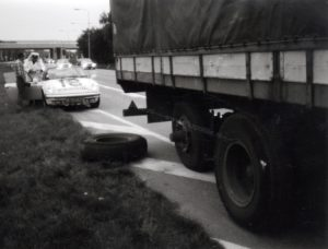Algemene Verkeersdienst, Rijkspolitie, Groep Surveillance Autosnelwegen (SAS), Alex 1218, JL-12-FD.