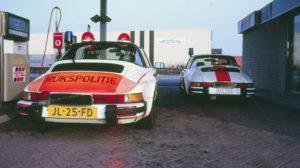 Algemene Verkeersdienst, Rijkspolitie, Groep Surveillance Autosnelwegen (SAS), Alex 1227, JL-25-FD, A16, Hazeldonk.