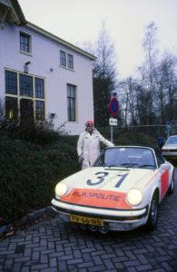 Algemene Verkeersdienst, Rijkspolitie, Groep Surveillance Autosnelwegen (SAS), Alex PV-66-NB, Alex 1231, gebouw B.