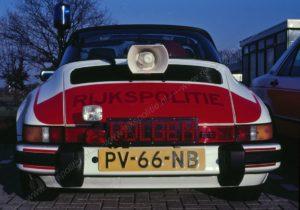 Algemene Verkeersdienst, Rijkspolitie, Groep Surveillance Autosnelwegen (SAS), Alex PV-66-NB, Alex 1231, steunpunt Breda.