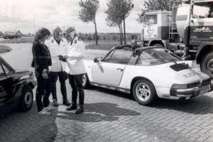 Algemene Verkeersdienst, Rijkspolitie, Groep Surveillance Autosnelwegen (SAS), Alex 1202, RP-60-FX, Guus de Weille