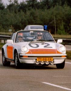 Algemene Verkeersdienst, Rijkspolitie, Groep Surveillance Autosnelwegen (SAS), Alex 1202, TT-98-FR, steunpunt Breda.