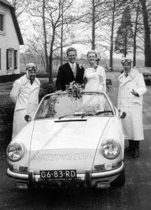 Algemene Verkeersdienst, Rijkspolitie, Porsche 911 targa, 06-83-RD, Alex 1204, Mary Nijenhuis, Bram Nijenhuis, Wiebren Biesma, Harry Oost.