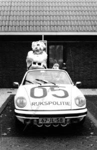 Algemene Verkeersdienst, Rijkspolitie, Groep Surveillance Autosnelwegen (SAS), Alex 1205, 67-JL-58.