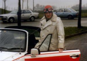 Algemene Verkeersdienst, Rijkspolitie, Porsche 911 targa, RP-61-FX, Alex 1203, Frans Zuiderhoek.