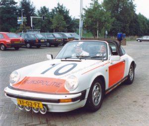 Algemene Verkeersdienst, Rijkspolitie, Groep Surveillance Autosnelwegen (SAS), Alex 1210, XF-02-FZ, Joop van Lambalgen